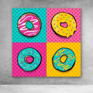 Andy Warhol, Donuts